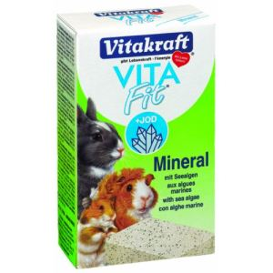 Vitakraft Vita Mineral - Grande pierre à lécher pour rongeur