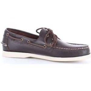 Sebago Docksides Portland, Chaussures Bateau Hommes, Marron (DK Brown 901), 43 EU
