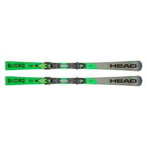 Head Supershape i.Magnum SW + PRD 12 GW 2020 2019/2020 Packs (skis & fix)