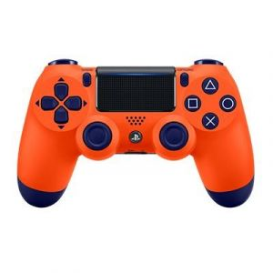 Sony PS4 Dualshock 4 V2 - Sunset Orange Contrôleur sans fil