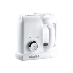 Beaba Mixeur cuiseur Babycook solo white/silver