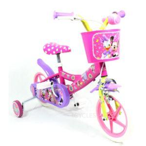 "Vélo fille Minnie 10"""