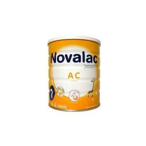 Novalac Lait A.C. 2ème âge 800 g - de 6 à 12 mois