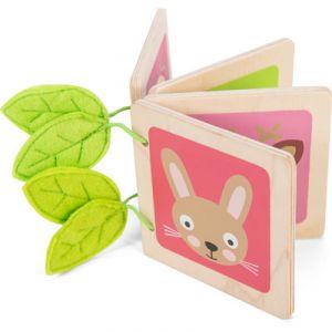 Le Toy Van Petit livre de la forêt