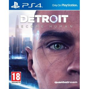 Detroit : Become Human sur PS4