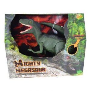 LGRI Dinosaure animé Vélociraptor