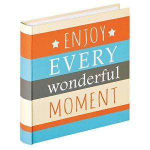 Walther MOMENTS Enjoy 30x30 100 Seiten Buchalbum FA336E
