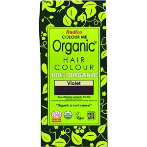 Radico Coloration Végétale Violet - 100 g