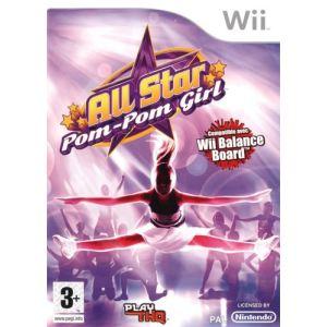 All Star Pom-Pom Girl [Wii]