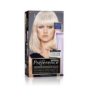 L'Oréal Préférence Z2 Stockholm - Blond Très Très Clair Perlé