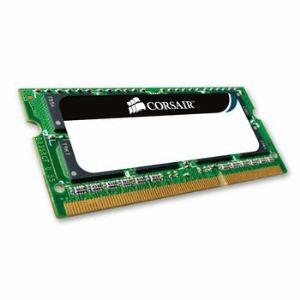 Corsair CMSO4GX3M1A1333C9 - Barrette mémoire Value Select 4 Go DDR3 1333 MHz CL9 SODIMM 204 broches