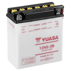 Yuasa Batterie 12N5,5-3B 12V 5,5Ah