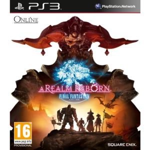 Final Fantasy XIV : A Realm Reborn [PS3]