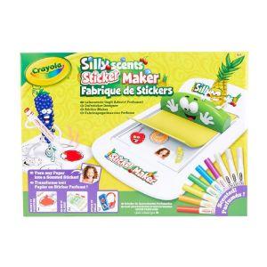 Crayola Fabrique de stickers parfumés