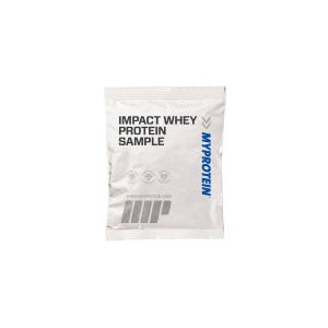Myprotein Impact Whey Protein (échantillon), Banane, Poche, 25 g