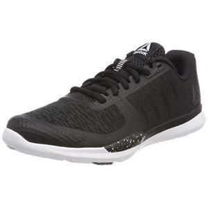 Reebok Sprint TR, Chaussures de Fitness Femme, Noir