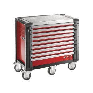 Facom JET.9M5 - Servante d'atelier mobile JET+ 9 tiroirs