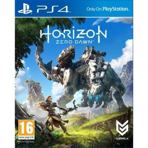 Horizon : Zero Dawn sur PS4
