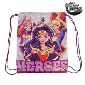 Cerdà 2100001713 Super Hero Girl, 38 cm, Lila