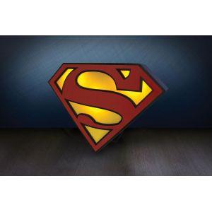 Paladone Lampe logo Superman Dc Comics