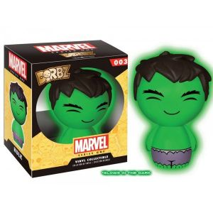 Funko Figurine Marvel : Hulk Glow In The Dark Gamma Dorbz (8 cm)