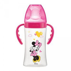 Dodie Biberon Initiation+ avec anses Minnie 270 ml