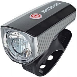 Sigma Sport Aura 40 - Éclairage vélo - USB noir/transparent Lampes avant