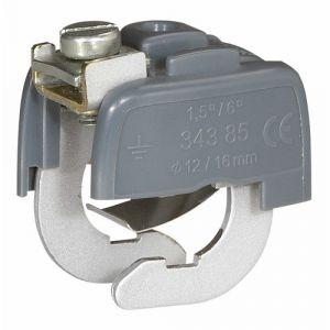 Legrand Connecteur de liaison équipotentielle 12 à 16mm - pour canalisation