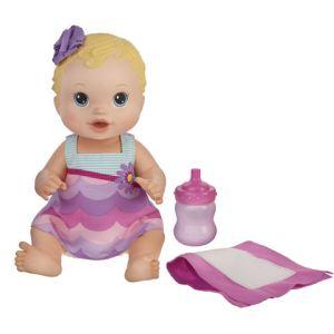 Hasbro Baby Alive : poupon Bébé fait son rot