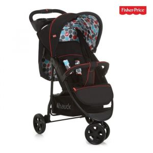 Hauck Vancouver Fisher Price - Poussette 3 roues