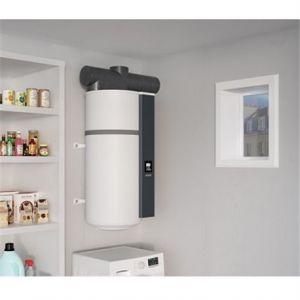 Thermor Chauffe-eau thermodynamique Aéromax 5 - 100L - Vertical mural - 1550W - 1 à 3 personnes