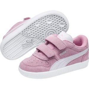 Puma ICRA VLC ENFANT ROSE - ROSE - enfant - CHAUSSURES BASSES