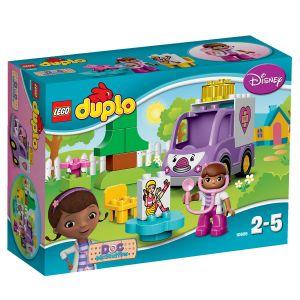 Lego 10605 - Rosie l'ambulance de Docteur la peluche
