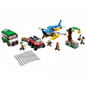 Lego 60175 - City : Le braquage par la rivière