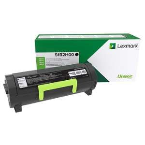 Lexmark 51B2H00 - Cartouches toner noir