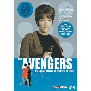 Coffret Chapeau melon et bottes de cuir : The Avengers - Saison 6 - Volumes 9 et 10 (1969)