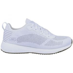 Skechers Chaussures Bobs Squad 31347 Sneakers de Mujer blanc - Taille 37