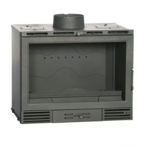 Ferlux 755 - Insert de cheminée en fonte 12 kw