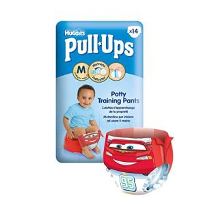 Huggies Pull-Ups taille 5 (11-18 kg) - 14 couches culottes