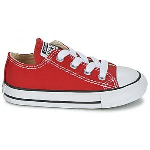 Converse CHUCK TAYLOR Baskets basses rouge