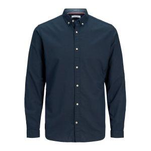 Jack & Jones Chemises Summer Slim Fit XL Navy Blazer - Navy Blazer - XL