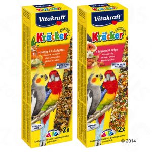 Vitakraft Kracker Australian gdes perruches fruits