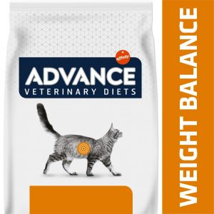 Advance Croquettes chat VETERINARY DIETS Weight Balance Contenance : 8 kg