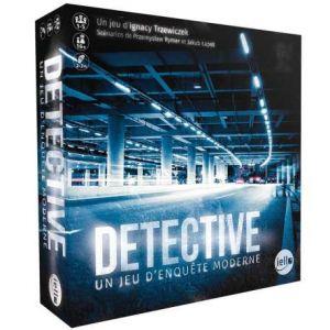 Iello Jeu de réflexion Detective