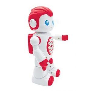 Lexibook POWERMAN® BABY Robot Parlant Interactif Jouet d'Eveil et d'Apprentissage (Français)