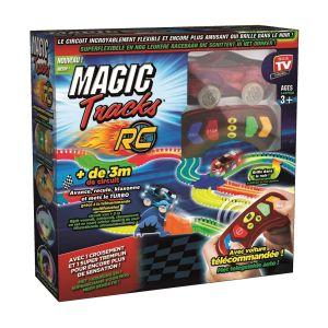 Best of TV Circuit Magic Tracks RC 3.35m + voiture RC