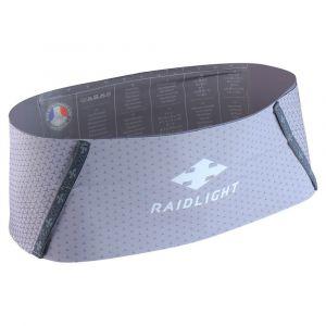 Raidlight Stretch Raider M Ceinture / porte dossard Gris/argent - Taille S