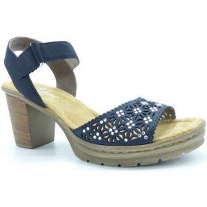 Offres Comparer Rieker Femme Sandale 2210 mwNn0yv8O