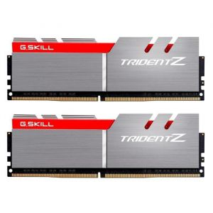 G.Skill Trident Z 16 Go (2x 8 Go) DDR4 4000 MHz CL18 Gris / Rouge