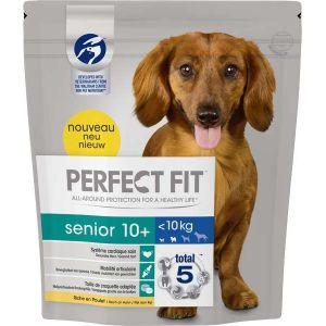 Perfect fit Croquette chien sénior moins de 10 kg - Poulet 1,4 kg